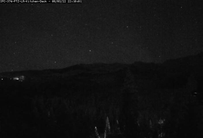 Webcam view of Raymond Mountain